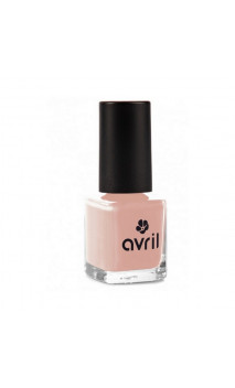 Vernis à ongles naturel Rose Thé nº 699 - Avril - 7 ml.