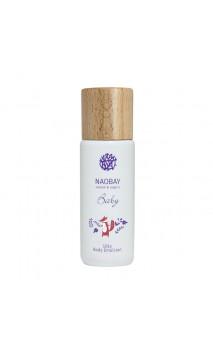 Lait corporel naturel Soyeux pour bébé (Silky body emulsion) - NAOBAY - 200 ml.