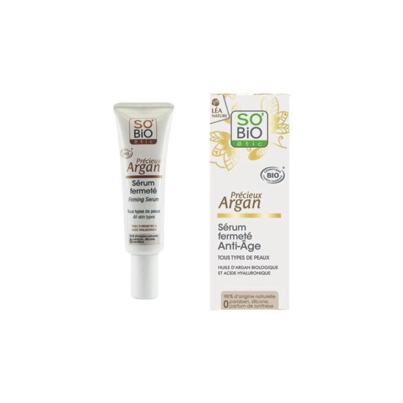 Serum Ecologico Reafirmante Precieux Argan Sobio