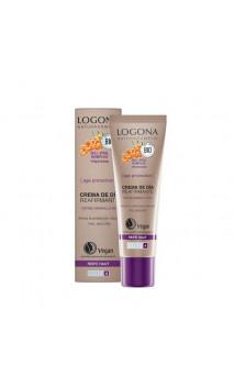 Crema de día ecológica age protection CELL VITAL - LOGONA - 30 ml.