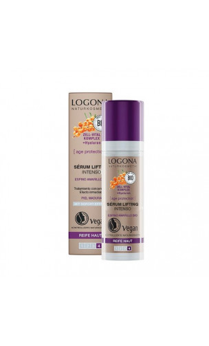Lifting sérum BIO Age Protection - LOGONA - 30 ml.