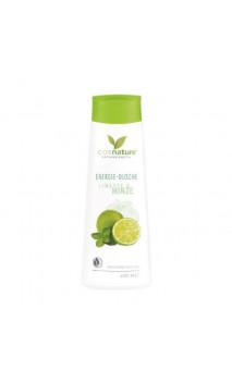 Gel douche bio Energy Menthe & Citron vert - Cosnature - 250 ml.