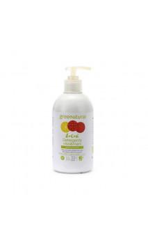 Jabón ecológico Cara & Manos - Multivitamínico ACE Energizante - Greenatural - 500 ml.