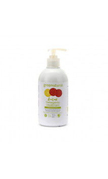 Savon bio Visage & Mains - Multivitaminé ACE Énergisant - Greenatural - 500 ml.