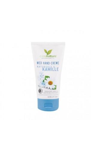Crème pour les mains MED - Sel Marin & Camomille bio - Cosnature - 75 ml.