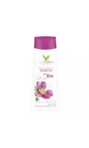 Shampooing bio Hydratant - Rose sauvage - Cosnature - 200 ml.