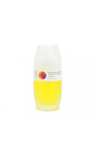 Sérum bio Apaisant - Calendula & Géranium - Amapola Biocosmetics - 30 ml.