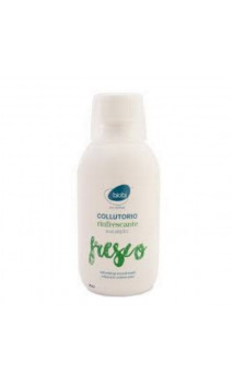 Colutorio Natural Refrescante - Eucalipto & Aloe vera - Bjobj - 500 ml.