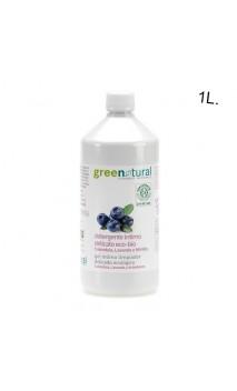 Gel intime BIO au calendula, à la lavande et aux myrtilles - Greenatural - 1L