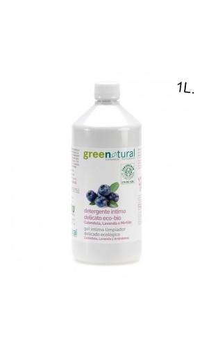 Gel intime BIO à la calendula, la lavande et aux myrtilles - Greenatural