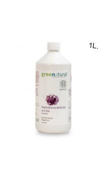 Gel douche BIO à la lavande - Greenatural - 1L