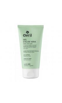 Gel de aloe vera ecológico - Sin perfume - Avril - 150 ml.