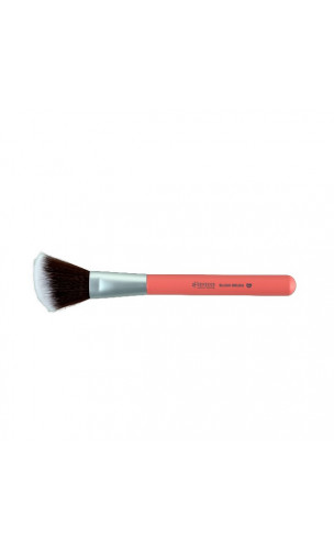 Pinceau brosse Blush Fard à joues BIO - Benecos - 12 cm.