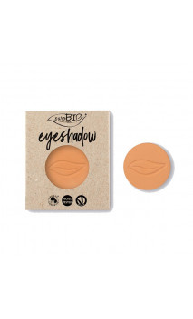 Recarga Sombra de ojos ecológica Melocotón 12 - PuroBIO - 2,5 gr.