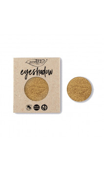 Recarga Sombra de ojos ecológica Latón 16 - PuroBIO - 2,5 gr.