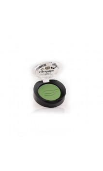 Fard à paupières bio Vert gazon 17 - Rechargeable - PuroBIO - 2,5 gr.