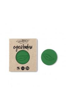 Recarga Sombra de ojos ecológica Verde Césped 17 - PuroBIO - 2,5 gr.