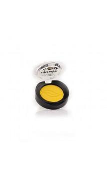 Fard à paupières bio Jaune Indien 18 - Rechargeable - PuroBIO - 2,5 gr.