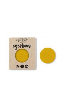 Recarga Sombra de ojos ecológica Amarillo Indio 18 - PuroBIO - 2,5 gr.