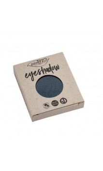 Recarga Sombra de ojos ecológica Azul Noche Brillante 20 - PuroBIO - 2,5 gr.