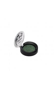 Fard à paupières bio Vert mousse Brillant 22 - Rechargeable - PuroBIO - 2,5 gr.