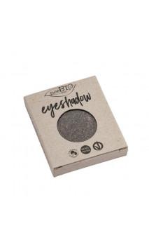 Recarga Sombra de ojos ecológica Gris Intenso Duochrome 19 - PuroBIO - 2,5 gr.