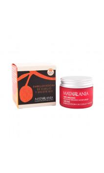 Crème embellissante cou et décolleté bio - Matarrania - 30 ml.