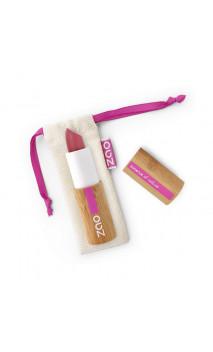 Rouge à lèvres bio - ZAO - Rose nude - Mate - 469