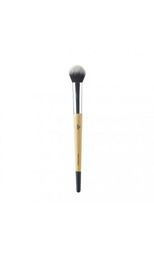 Pinceau Pro pour Blush nº 24 Plat - Poils de chèvre noire - Avril