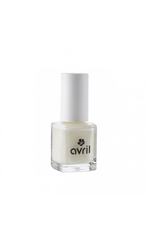 Vernis blanchissant naturel 715 - Avril - 7 ml.