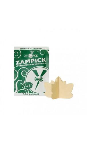 Diffuseur bio Anti-moustique - Zampick SOS - Zeropick - 2 ud.