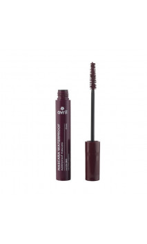 Mascara bio Prune Waterproof - Avril - 10 ml.