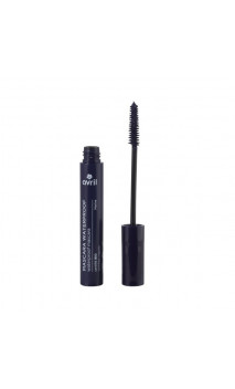 Mascara bio Bleu Marine Waterproof - Avril - 10 ml.