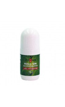 Roll-on ANTIMOSQUITOS ecológico - Sin alcohol - Zeropick - 50 ml.