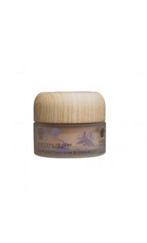 Contorno de ojos ecológico & Crema Suave DETOX (Soft eye contour & Cream) - NAOBAY - 30 ml.