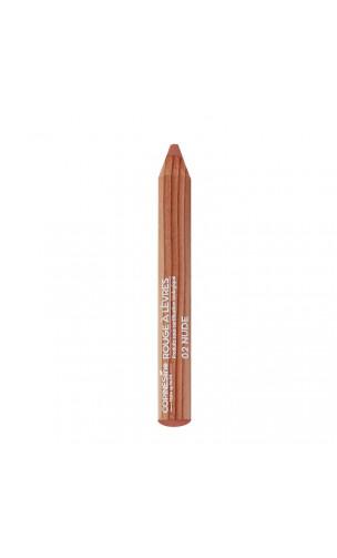 Crayon à lèvres bio 02 Nude - COPINESline - 1,7 g.