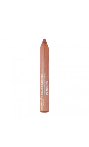 Crayon à lèvres bio 03 Neutre - COPINESline - 1,7 g.