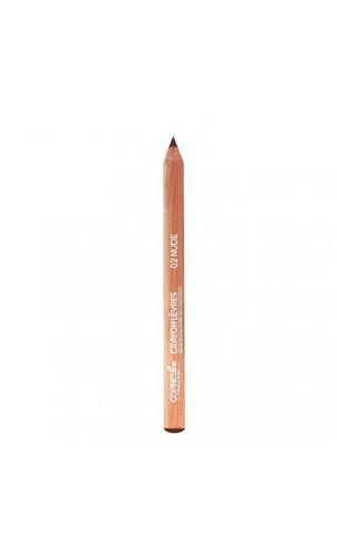 Crayon contour des lèvres bio 02 Nude - COPINESline - 1,04 g.
