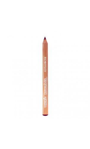 Crayon contour des lèvres bio 03 Framboise - COPINESline - 1,04 g.