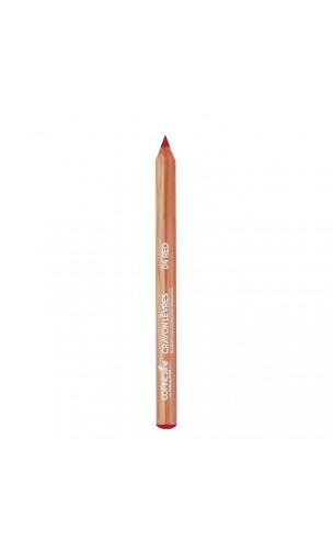 Crayon contour des lèvres bio 04 Rouge - COPINESline - 1,04 g.