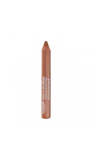 Crayon fard à paupières bio 02 Cuivre Irisé - COPINESline - 1,88 g.