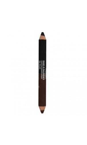 Duo Crayon fard à paupières bio Noir & Expresso - COPINESline - 2x1,25 g.