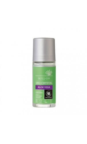 Déodorant bio Roll-on Aloe vera - URTEKRAM - 50 ml.