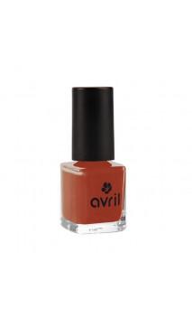Esmalte de uñas natural Rouge brique nº 863 - Avril - 7 ml.
