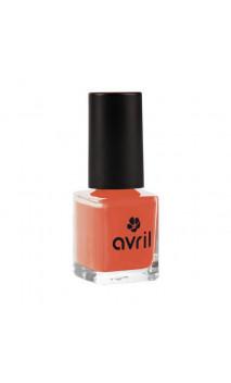 Vernis à ongles naturel Tomette nº 733 - Avril - 7 ml.