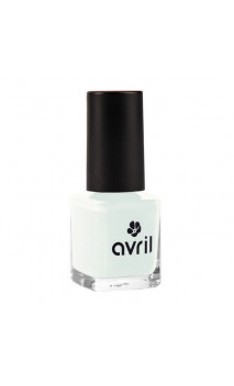 Vernis à ongles naturel Banquise nº 700 - Avril - 7 ml.