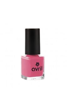 Vernis à ongles naturel Rose Bollywood nº 57 - Avril - 7 ml.