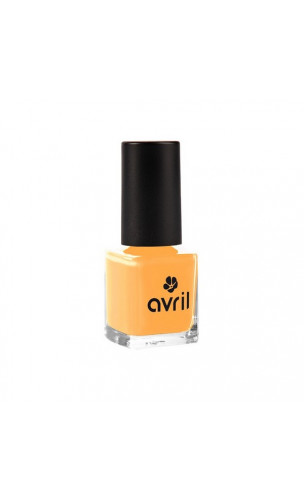 Vernis à ongles naturel Mangue nº 572 - Avril - 7 ml.