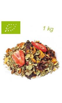 Infusión Mezcla de frutas Sweet Berry (Frutos del bosque) PACK 1kg - Elements - Infusión ecológica a granel - Alveus