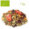 Infusion Mélange fruité Sweet Berry (Baies sauvages) PACK 1 kg - Elements - Infusion Bio en vrac - Alveus
